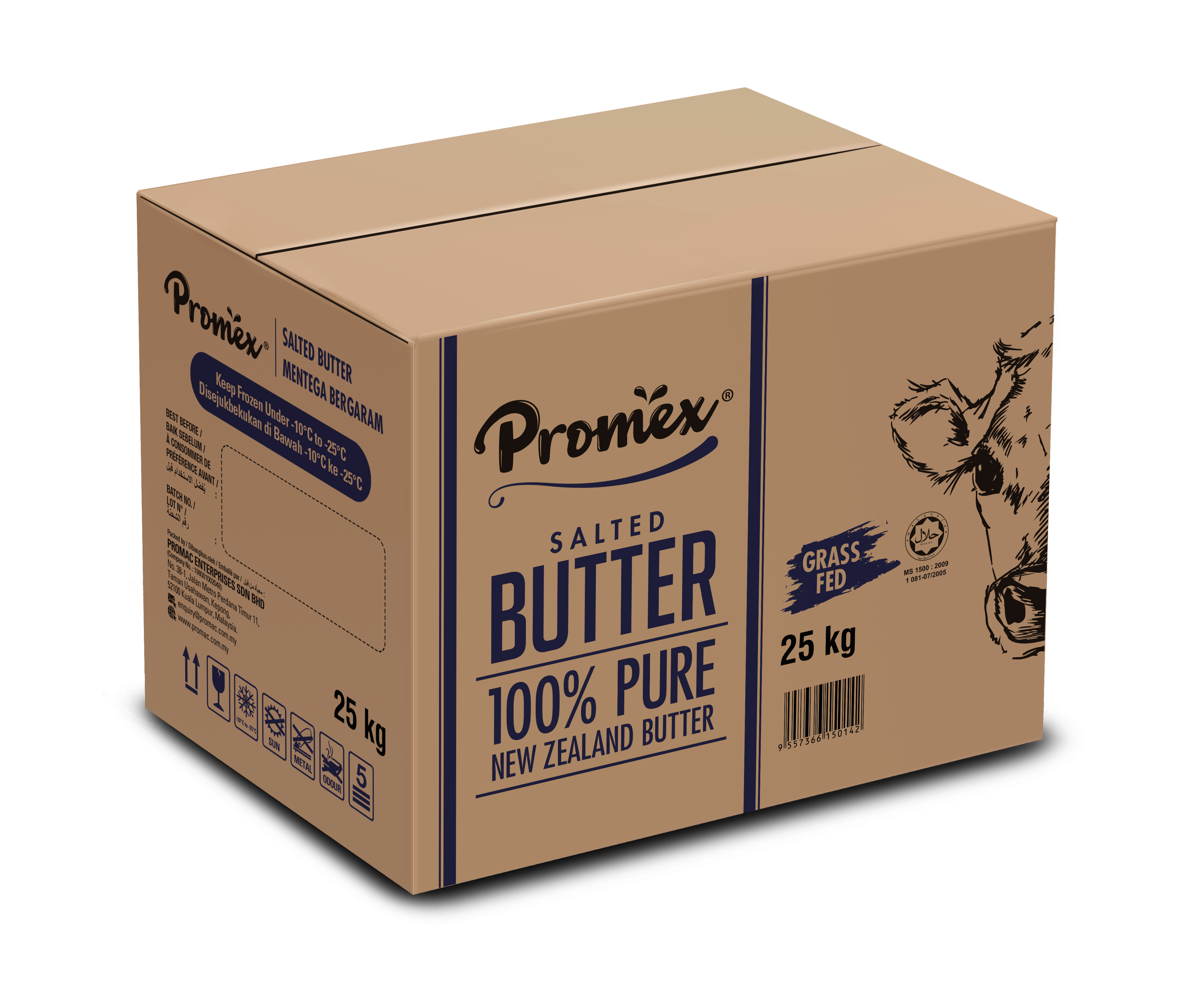 Promex Salted Butter